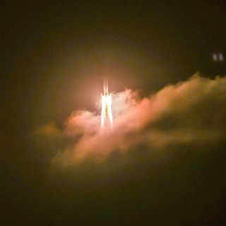 China's Chang'e 5 mission lands on the Moon
