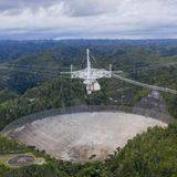 Arecibo Observatory in Puerto Rico collapses as engineers feared