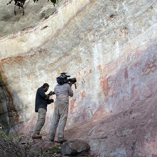 'Sistine Chapel of the ancients' rock art discovered in remote Amazon forest