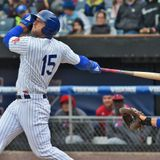 3-sport athlete? Syracuse Mets outfielder Tim Tebow dabbling in hockey