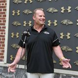 Before he was punished for COVID-19 conduct, Ravens strength coach Steve Saunders was often praised as an engine of team's success