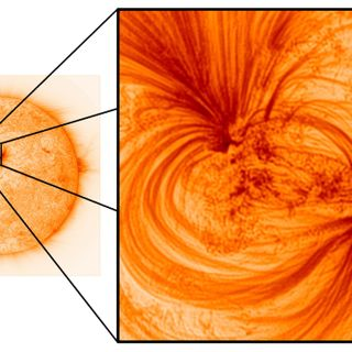 New images of the Sun reveal thin threads of million-degree plasma