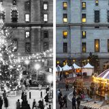 PHOTOS: Then and now, Philadelphia during the holidays