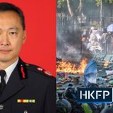 Hong Kong's new fire chief shrugs off criticism after calling pro-democracy protesters 'cockroaches' | Hong Kong Free Press HKFP
