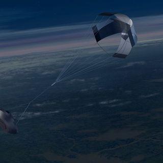 Japan's asteroid sample return mission lands in Australian desert