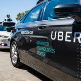 Uber sells its self-driving unit to Aurora