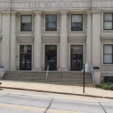 Alton's mayor told police to crack down on 'stay-at-home' violators. They cited his wife at a bar.
