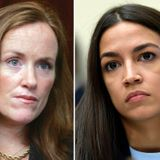 AOC, Rice face off for powerful committee post