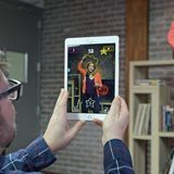 Mattel's new Pictionary has us drawing in the air with AR