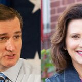 Ted Cruz tries to dunk on Gretchen Whitmer, self-owns so hard he has to delete his tweet
