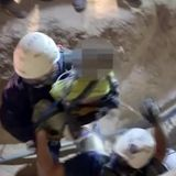 A 4-year-old boy was rescued six hours after falling into a water well in Texas