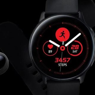 Galaxy Watch Active, Fit leaked by Samsung in app update