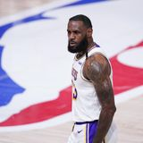 LeBron James Named Time 2020 Athlete of the Year; Won NBA Title with Lakers