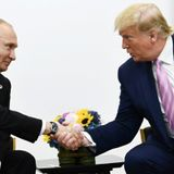 Russian media suggests the Kremlin grant asylum to Trump so he can't be prosecuted in America