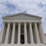 Supreme Court dismisses bid led by Texas attorney general to overturn the presidential election results, blocking Trump's legal path to a reversal of his loss