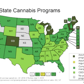 Teens in States With Medical Marijuana Use Medical Marijuana Less