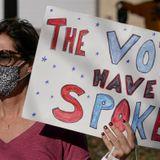 Wisconsin Supreme Court Rules Trump Election Challenge 'Unreasonable ... Meritless'