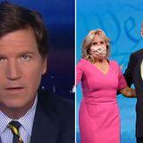 Tucker Carlson says Jill Biden suffers a 'bad case of status anxiety'