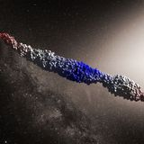 'Oumuamua origin story: How our mysterious interstellar visitor may have been born