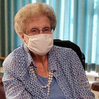 A 107-year-old Minnesota woman beats Covid-19