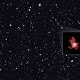 We may have seen a huge explosion in the oldest galaxy in the universe
