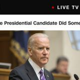CNN On Biden Allegations: 'Some Presidential Candidate Did Something'