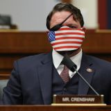 Veterans call on Dan Crenshaw to resign for alleged role in disparaging female vet