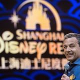 Disney's Chairman Robert Iger Is Game for a New Job: U.S. Ambassador to China