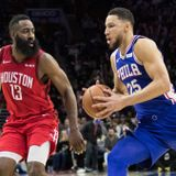 Report: 76ers' Daryl Morey: 'We Are Not Trading Ben Simmons' for James Harden