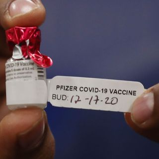COVID-19 vaccine monitoring program limited to English speakers