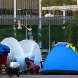 L.A. can't seize homeless people's belongings solely based on size, federal judge rules