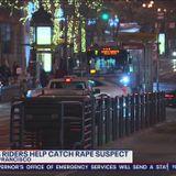 Citizens exit Muni bus to intervene in woman's rape, witness accounts help SFPD make arrest