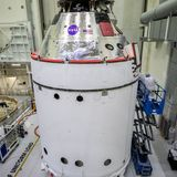 """NASA will fly Orion deep-space crew capsule """"as is,"""" despite failed component"""