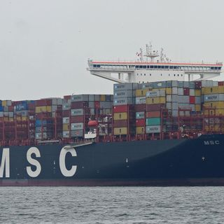 One of world's largest cargo ships coming to Port of Oakland this week