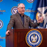 John Bel Edwards says if football returns this fall, fan experience won't look the same