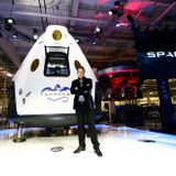 Elon Musk: A Million Humans Could Live on Mars By the 2060s