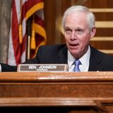 Wisconsin's Ron Johnson relishes role as contrarian of the Senate