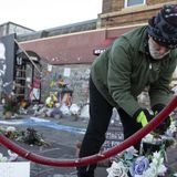 A tender act of resistance: Caring for George Floyd's Square
