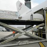 62M gloves arrive at O'Hare to distribute PPE nationwide through FEMA's Supply Chain Task Force