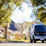 Nuro becomes first company to receive commercial autonomous vehicle permit from California DMV