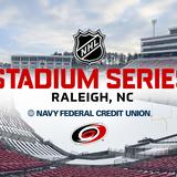 2021 Navy Federal Credit Union NHL Stadium Series Game Postponed