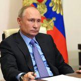 Vladimir Putin signs law that will offer former Russian presidents lifelong immunity