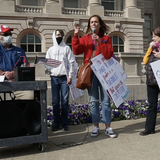 Matt Bevin supporter spearheads COVID-19 protests against Gov. Andy Beshear