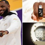 Lakers honor Kobe Bryant with new title rings 'worth over $150,000'