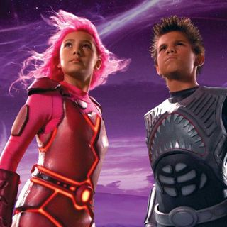 Sharkboy and Lavagirl gained cult status thanks to kids who got it