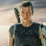 Milla Jovovich is in the action movie pantheon now