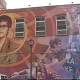 Philadelphia community outraged after mural of beloved LGBTQ activist painted over