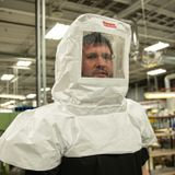 CCM helps design protective hood for front-line health care workers - Sportsnet.ca