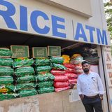 This man spent almost ₹50 lakh, let go of his 3BHK dream to run a 'Rice ATM' for the needy in Hyderabad