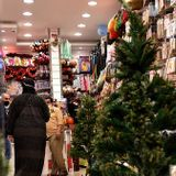 Christmas decorations go on sale in Saudi Arabia for first time